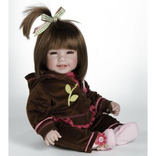 Adora Dolls Baby Doll Workout Chic Brown Hair Brown Eyes 2020914