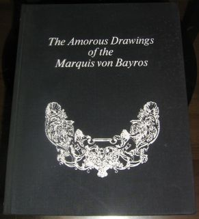 Glenn Ford Owned This Book Amorous Drawings of the Marquis von Bayros