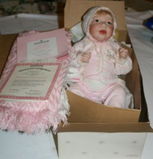 Hannahs Homecoming The Ashton Drake Galleries porcelain doll