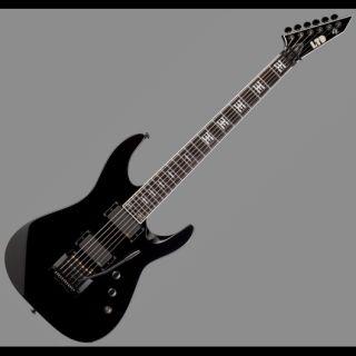 New ESP Signature JH 600 Jeff Hanneman Black Electric Guitar w EMGs