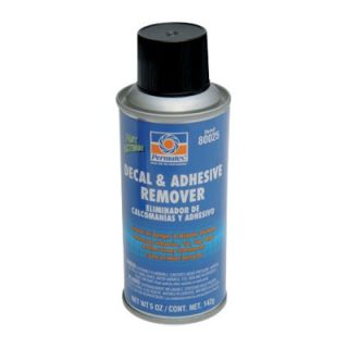 0132 Permatex Decal and Adhesive Remover ea for Motorcycles