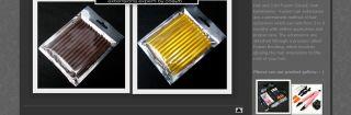 Salon Grade Keratin Glue Gun Sticks Color in Black Brown Gold 6 or 12