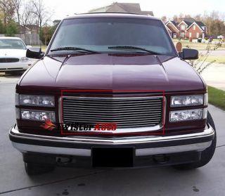 1994 1999 GMC Suburban Upper Aluminum Billet Grille G