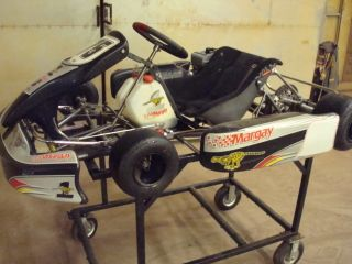 Racing Go Kart Margay Chassis Race Ready