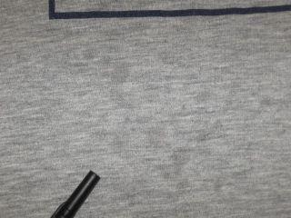 Vintage 1982 Penn State University Football Jersey T Shirt Large XL