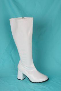 Funtasma GoGo 300x 3High Chunky Block Heel Women Wide Width GoGo Boot