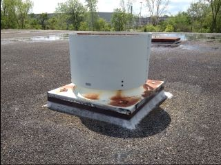 Greenheck Rooftop Exhaust Fans