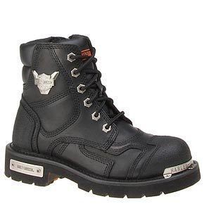 New Mens Harley Davidson Boots Shoes Stealth Size 10 5
