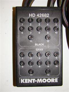 Harley Davidson Kent Moore Breakout Box HD 42682