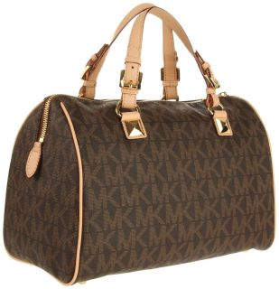 Michael Kors Grayson Womens Handbag Satchel Purse ENTREGAMOS NO BRASIL