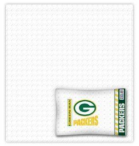Green Bay Packers NFL Twin Full Queen Locker Room Comforter Bedding