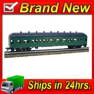 Model Power 99902 HO Scale 1967 Harriman Coach Southern
