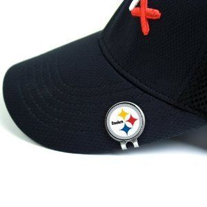 NFL Pittsburgh Steelers Hat Clip