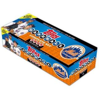Topps MLB 2008 Complete Factory Trading Card Set   New York Mets