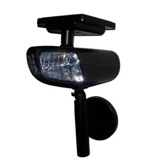 Creative Motion 4 Light Solar Spot Light