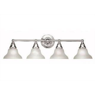 George Kovacs Bath Art Wall Sconce with Etched Opal Glass   P5040