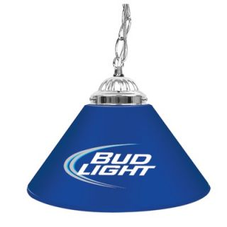 Trademark Global Bud Light 14 Single Shade Bar Lamp   AB1200 BL