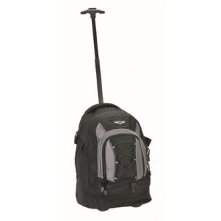 Rockland 19 Rolling Backpack   R03