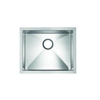 Elkay Gourmet 19 x 18 Stainless Steel Drop In Single Bowl Kitchen