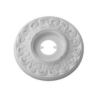 Monte Carlo Fan Company 19 Strasburg Style Medallion Ceiling Fan