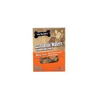 Three Dog Bakery Classic Wafers Wheat Free Sweet Potato Dog Treat