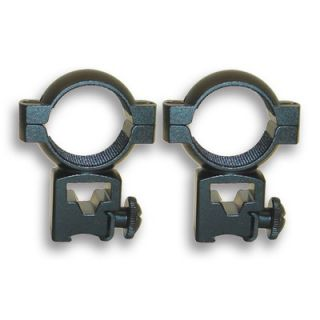 NcSTAR High Dovetail Ring in Black