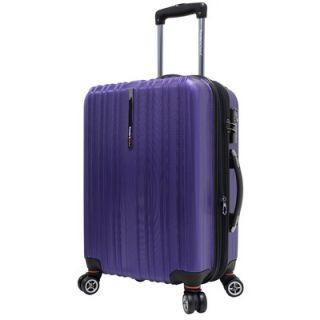 Travelers Choice Tasmania 21 Expandable Hardsided Spinner Suitcase