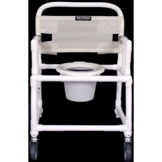 Anthros Medical 24 Shower Chair with Fold Down Arms   C2420 5P