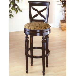 Hillsdale Furniture Fleur De Lis Counter Bar Stool Isl