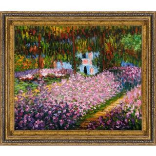 Giverny Canvas Art by Claude Monet Impressionism   31 X 27