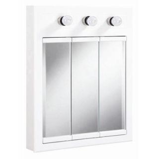 Design House Concord 24 x 30 3 Light Medicine Cabinet