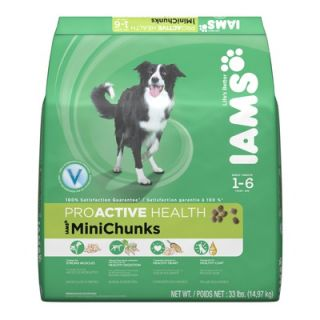 Health Adult Dog MiniChunks Dry Dog Food (33 lb bag)   019014609208