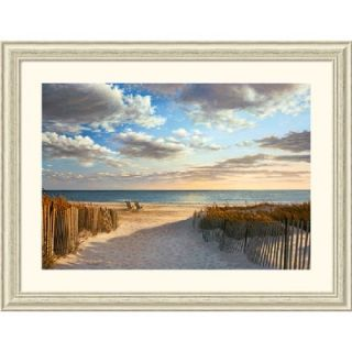 Whitewash Frame Framed Fine Art Print   33.88 x 44.38   DSW140495