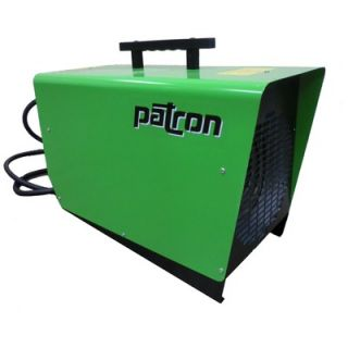 Patron E Series 240V / 40A Electric Heater in Green