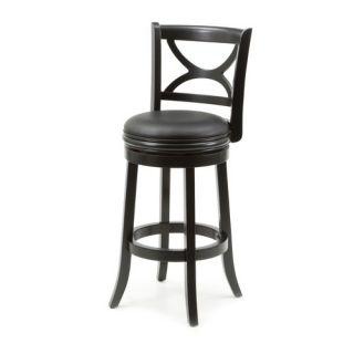 ... Boraam Florence Pub Table Set In Black ...