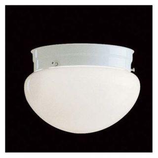 Minka Lavery 5.25 1 Light Flush Mount   F18 7009 44