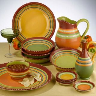 Certified International Hot Tamale Dinnerware Collection