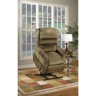 50 Series Three Way Reclining Lift Chair with Extra Magazine Pocket