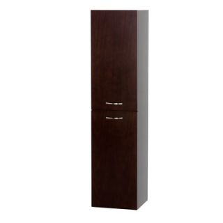 Wyndham Collection Accara Wall Mounted Bathroom Storage Cabinet   WC