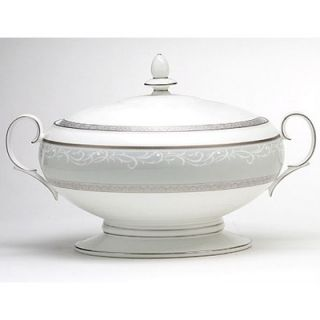 Noritake Yasmin 70 oz Covered Vegetable Bowl