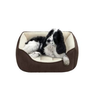 Soft Touch Faux Suede Reversible Rectangular Cuddler   PET63RC202E