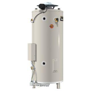 Tank Type Water Heater Nat Gas 71 Gal Master Fit 120,000 BTU Input
