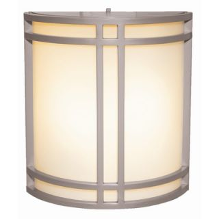 Access Lighting Artemis Outdoor Wall Sconce with Opal Glass