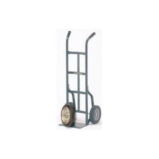 Harper Trucks 20T Series Dual Handle Steel Hand Truck With 8 Mold On