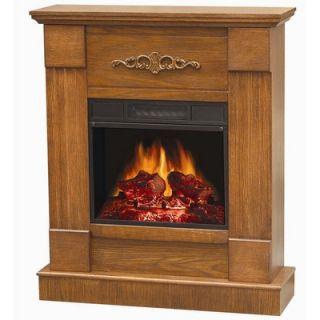 World Marketing Springfield Compact Electric Fireplace   EF5528RKD