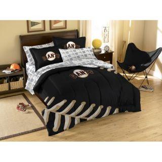 MLB San Francisco Giants Twin Bed in Bag Set