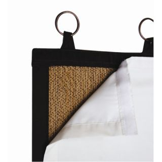 Bamboo Grommet Top Valance in Espresso / Brown   BP037212 93