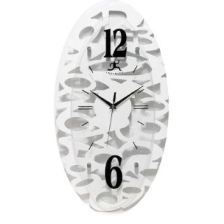 Infinity Instruments Double Sided 9 Wall Clock   91/DS09 1