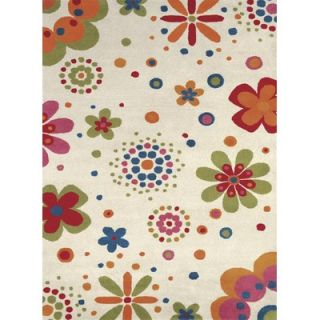Dynamic Rugs Fantasia Fan Girls Bouquet Kids Rug   GB2816 211