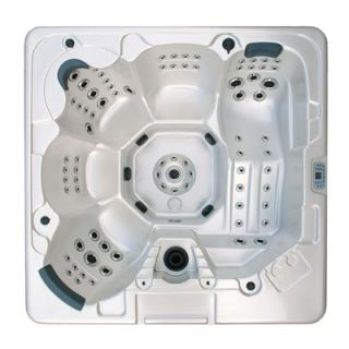 Home and Garden Spas 5 Person 106 Jet Hot Tub with  Auxiliary